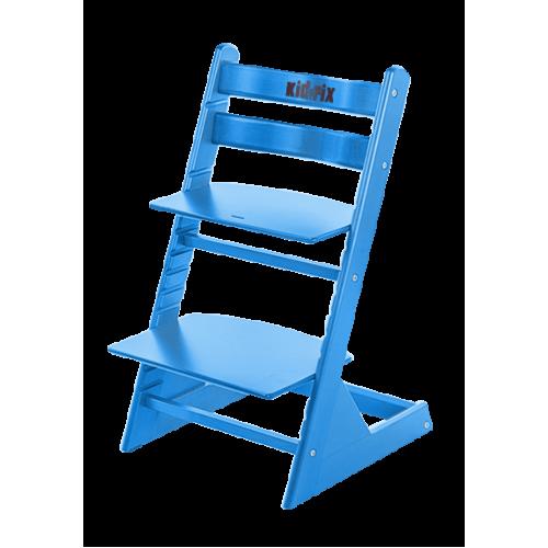 Детский растущий стул Kid Fix Синий