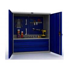 Металлический инструментальный шкаф ТС 1095-021020