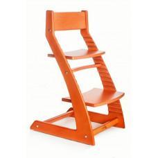 Детский растущий стул Котокота Оранжевый