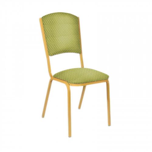 Обеденный металлический стул Вертекс Лайт 20 мм
