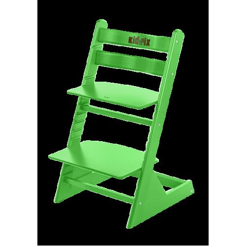 Детский растущий стул Kid Fix Зеленый